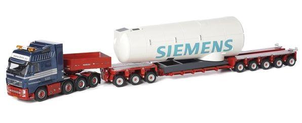 超人気 Mammoetマムート Volvo 8x4 Volvo + + トレーラー + トレーラー + Turbine トラック/Ttekno 1/50 建設機械模型 ミニカー, ステンレスジュエリーSTENCY-NANA:1a3d75fb --- cpps.dyndns.info