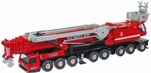 Grove 7550 オールテレーンクレーン SCHOLPP 526/01 /NZG 1/50 建設機械 工事車両 模型