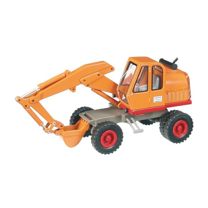 ATLAS 1200 モバイルエクスカベーター ショベル /NZG 1/50 建設機械模型