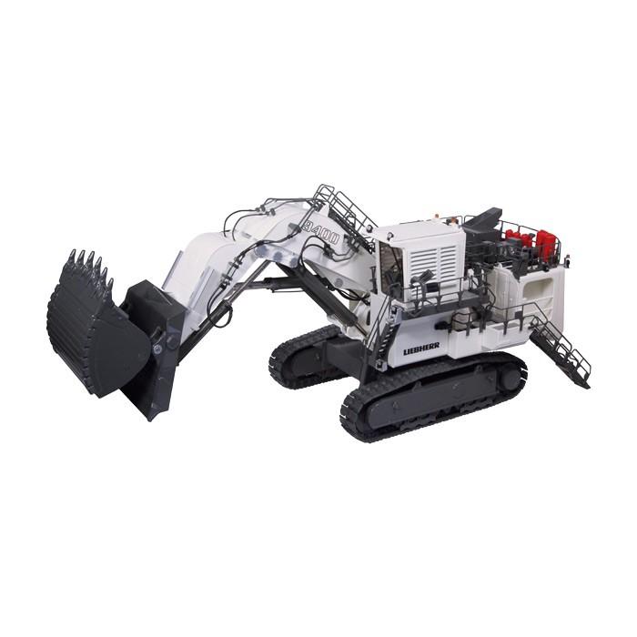 LIEBHERRリープヘル R 9400 mining excavator フロントショベル 油圧 /NZG 1/50 建設機械模型 ミニカー