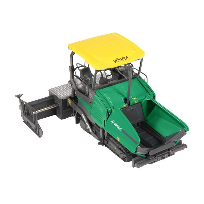 【予約】2016年発売予定VOGELE SUPER 1900-3I Tracked paver New design 舗装車 /NZG 建設機械模型 工事車両 1/50 ミニチュア