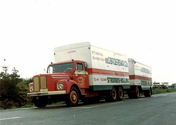 【予約】2017年5-7月以降発売予定Broersma & Zn Scaniaスカニア L Bege rigid truck リーファートレーラー  Teknoテクノ 建設機械模型 工事車両 1/50 ミニチュア