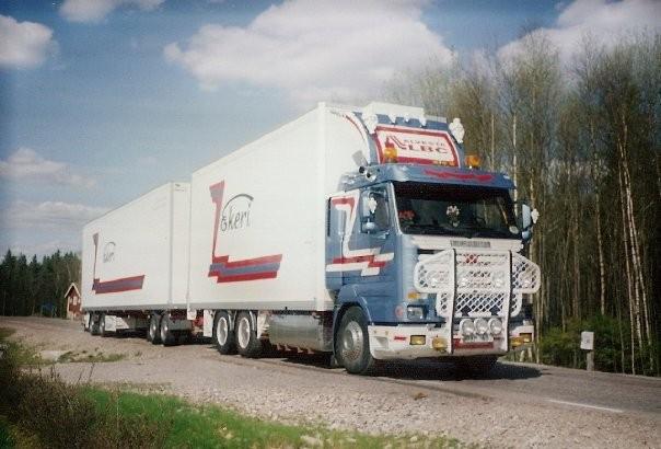 【予約】2017年10-12月以降発売予定Fasth Akeri, Jan Scaniaスカニア 3-serie Streamline Swedish combination トラック Teknoテクノ 建設機械模型 工事車両 1/50 ミニチュア