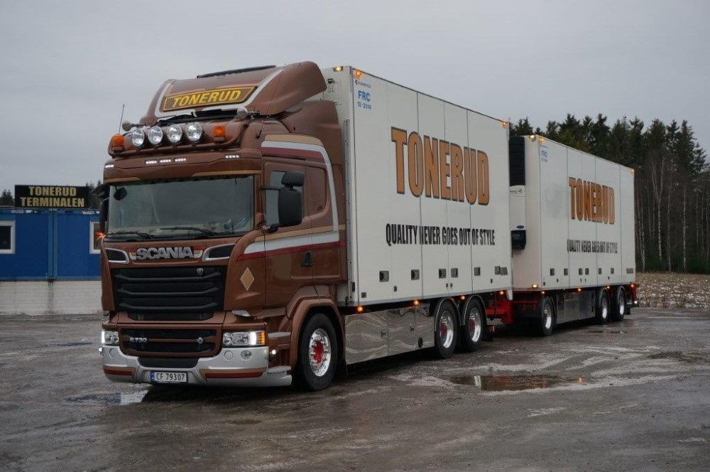 【予約】2017年10-12月以降発売予定Tonerud Scaniaスカニア R6 Highline rigid truck トレーラー トラック Teknoテクノ 建設機械模型 工事車両 1/50 ミニチュア