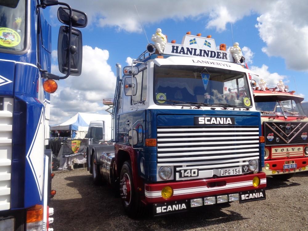 【予約】2017年10-12月以降発売予定Hanlinder Scaniaスカニア 0-Serie トラック トラクタヘッド Teknoテクノ 建設機械模型 工事車両 1/50 ミニチュア