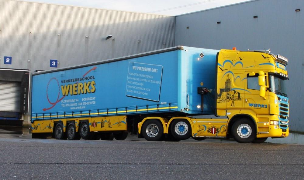 【予約】2017年10-12月以降発売予定Wierks Scaniaスカニア R-serie Topline カーテンサイダートレーラートレーラー Teknoテクノ 建設機械模型 工事車両 1/50 ミニチュア