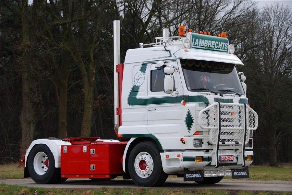 【予約】2018年1-3月以降発売予定Lambrechts Scaniaスカニア 143 Streamline 4x2トラクタ 建設機械模型 工事車両 TEKNO 1/50 ミニチュア