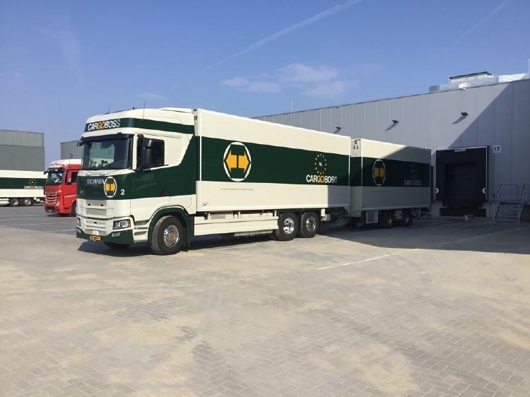 【予約】6-8月以降発売予定Cargoboss Scania S-serie Highline rigid truckトラック/建設機械模型 工事車両 Tekno 1/50 ミニチュア