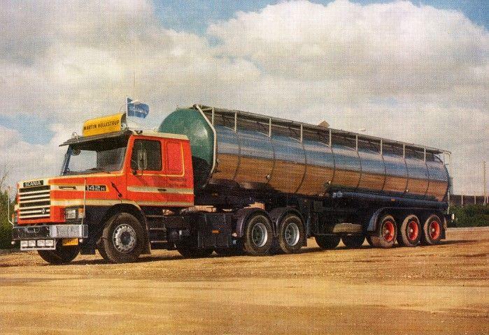 【予約】2020年1-3月以降発売予定Hellestrup, Martin Scaniaスカニア 2-serie Torpedo with tanktrailerトラック 建設機械模型 工事車両TEKNO 1/50 ミニチュア