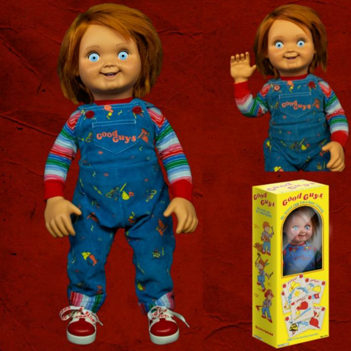 チャッキー チャイルドプレイ2 等身大ドール 人形 GOOD GUYS DOLL オフィシャルライセンス