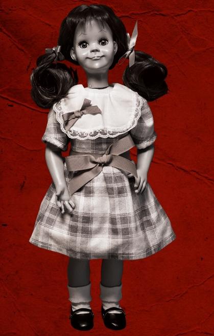 ティナドール 【予約】2020年1月以降発売予定トワイライトゾーン トーキー・ティナドール おしゃべり 恐怖人形