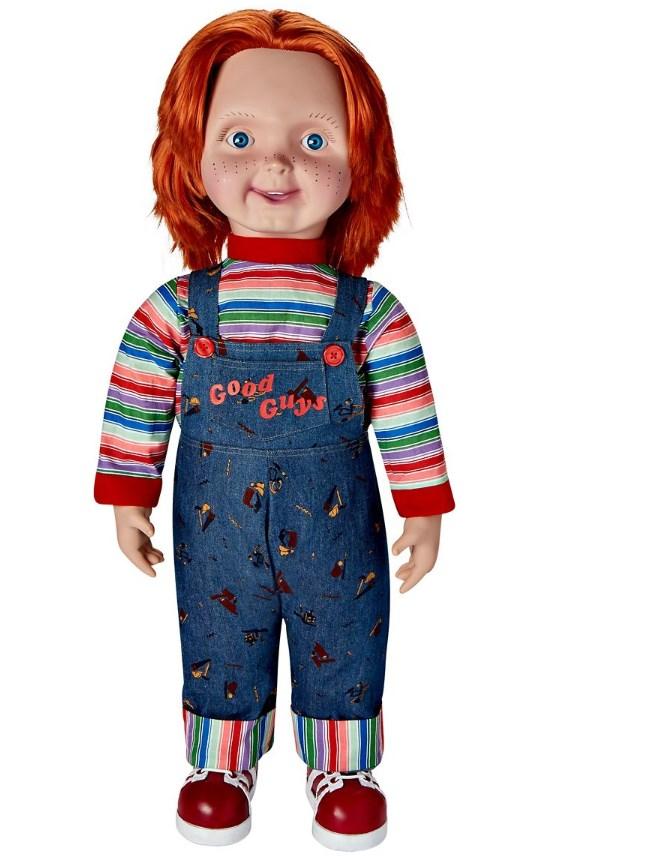 チャッキー 等身大 ドール グッドガイ人形 チャイルドプレイ2 76cm  オフィシャルライセンス公式商品 海外ショップ限定