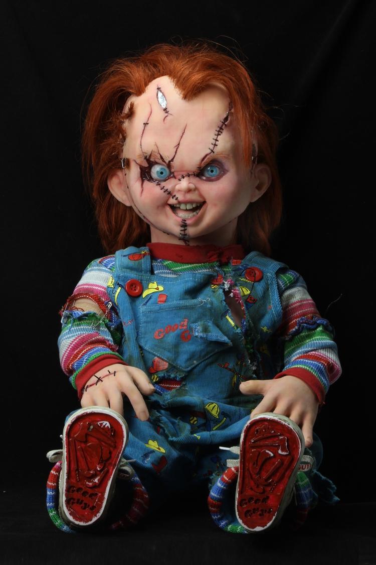 チャッキー 等身大ドール 【予約】2020年3月以降発売予定ブライド オブ チャッキー 等身大レプリカ ライフサイズ ドール 人形 1:1  NECAネカ