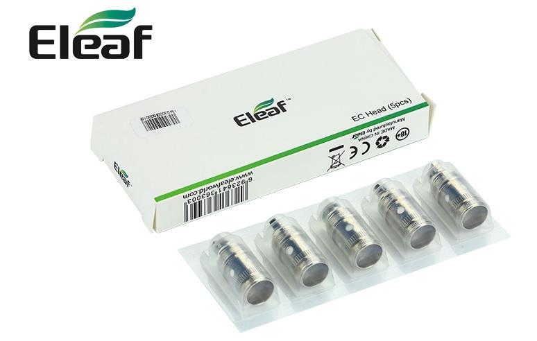 電子タバコ VAPE 交換コイル Eleaf iStick PICO MELO3 交換用 コイル アウトレット☆送料無料 5個セット 0.3 MELO 0.25 0.5オームΩ 0.18 ECL iJust2イーリーフ 2 ECアトマイザー ブランド品 NI