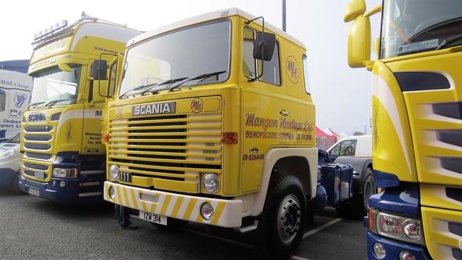 【予約】10-12月以降発売予定Mangan Haulage Scaniaスカニア 111/141トラック トラクタヘッド 建設機械模型 工事車両 WSI 1/50 ミニチュア