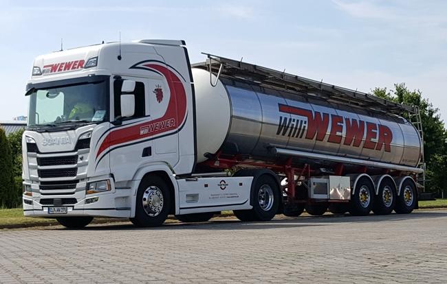Willi Wewer Scaniaスカニア R Highline CR20H R Scaniaスカニア WSI Tanker Liquid3軸トラック 建設機械模型 工事車両 WSI 1/50 ミニチュア, 都島区:e673e7f0 --- sunward.msk.ru