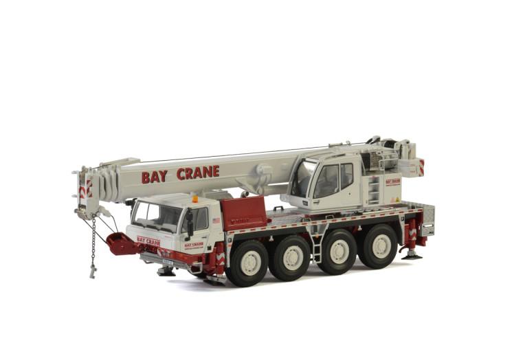 Bay Crane Tadanoタダノ ATF70G-4モバイルクレーン 建設機械模型 工事車両 WSI 1/50 ミニチュア