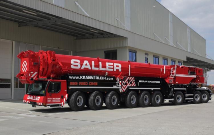 【予約】12月以降発売予定Saller LIEBHERRリープヘル LTM 1750モバイルクレーン/WSI 1/50 建設機械 模型ミニカー はたらく車 重機