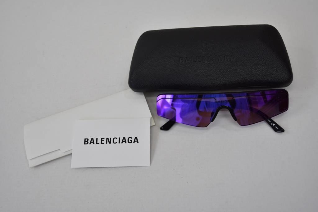 【中古】BALENCIAGA/バレンシアガ BB0003S サングラス  04r1153