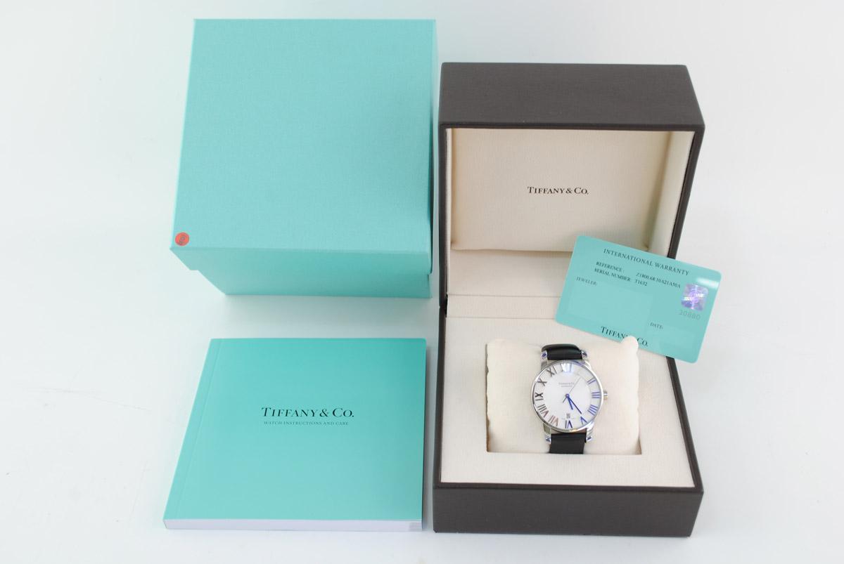 【中古】TIFFANY&Co.ティファニー アトラスドーム 「時計」「ウオッチ」「ティファニー」「AUTOMATIC」04r0060