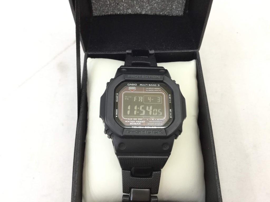 【中古】G-SHOCK ジーショック GW-M5600BC 腕時計 03r0175