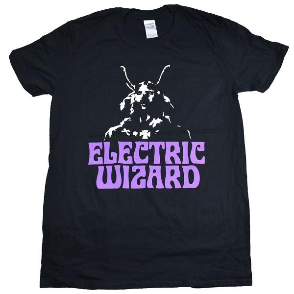 エレクトリックウィザード 送料無料 バンドTシャツ ロックTシャツ メール便送料無料 ELECTRIC オフィシャル セールSALE%OFF Tシャツ マート Witchcult Today WIZARD