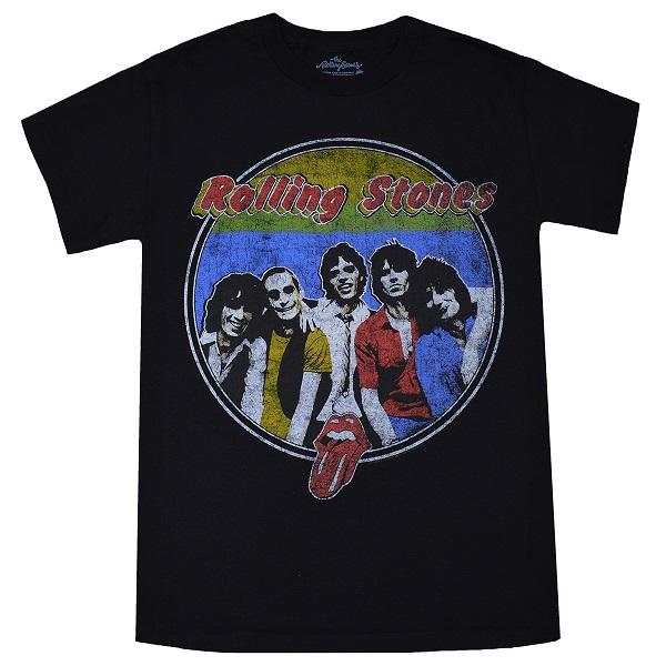 日本未発売 メール便なら送料無料 ザ ローリングストーンズのオフィシャルマーチャンダイズ THE ROLLING STONES Band Respectable 日本 ローリングストーンズ Tシャツ 78