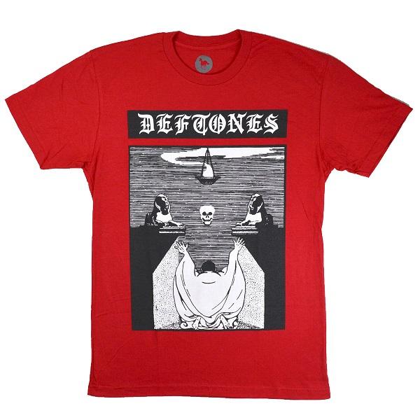 ●手数料無料!! メール便なら送料無料 デフトーンズのオフィシャルマーチャンダイズ 定番 DEFTONES Tシャツ デフトーンズ Altar