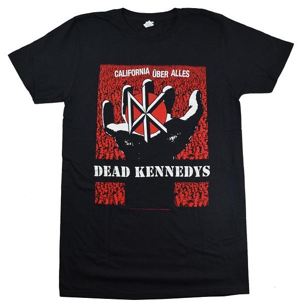 デッドケネディーズ 送料無料 バンドTシャツ ロックTシャツ メール便送料無料 DEAD KENNEDYS Alles California Tシャツ Uber 4 超特価 オフィシャル メーカー公式