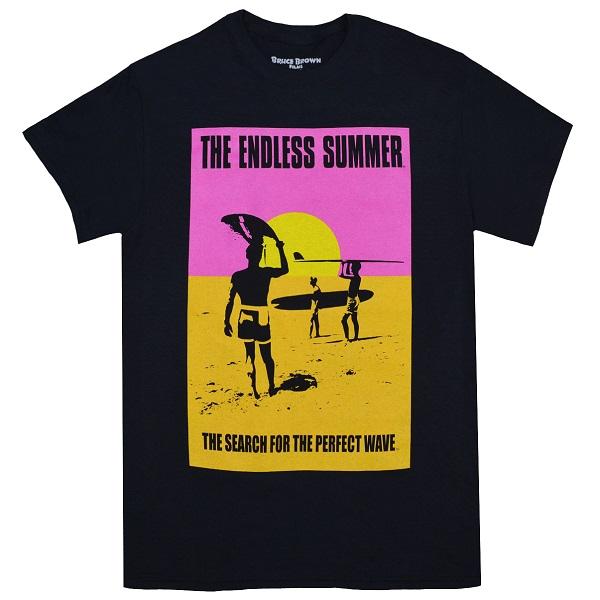 結婚祝い メール便なら送料無料 エンドレスサマーのオフィシャルマーチャンダイズ THE 即納送料無料 ENDLESS SUMMER Original Poster エンドレスサマー Tシャツ