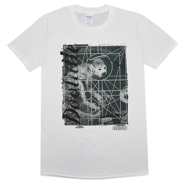 メール便なら送料無料 ピクシーズのオフィシャルマーチャンダイズ PIXIES お求めやすく価格改定 ピクシーズ WHITE 格安 Doolittle Tシャツ