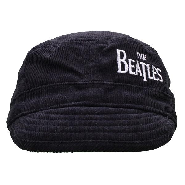 メール便なら送料無料 ザ ビートルズのオフィシャルマーチャンダイズ THE 高級な BEATLES 授与 Style Logo ビートルズ キャップ Military