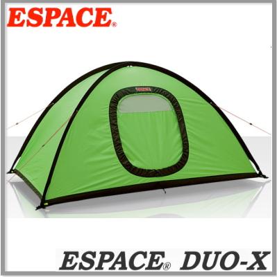 ESPACEESPACE エスパースデュオX完全防水テント, フジサキマチ:c416b593 --- officewill.xsrv.jp