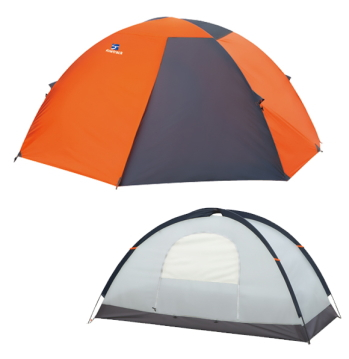 【送料無料】ファイントラックカミナドーム11人用テント