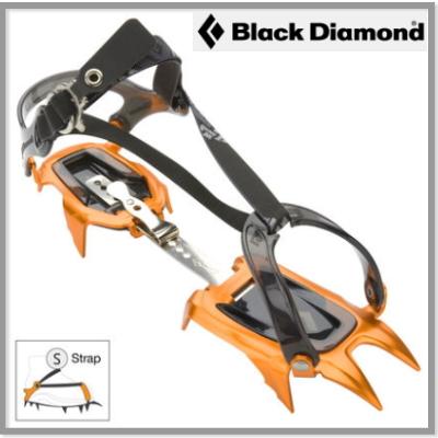 BlackDiamond ブラックダイヤモンドネーベストラップ超軽量アルミアイゼン