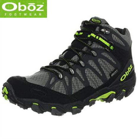 OBOS オボスTraverse Mid トラバースミッド防水仕様・メンズ