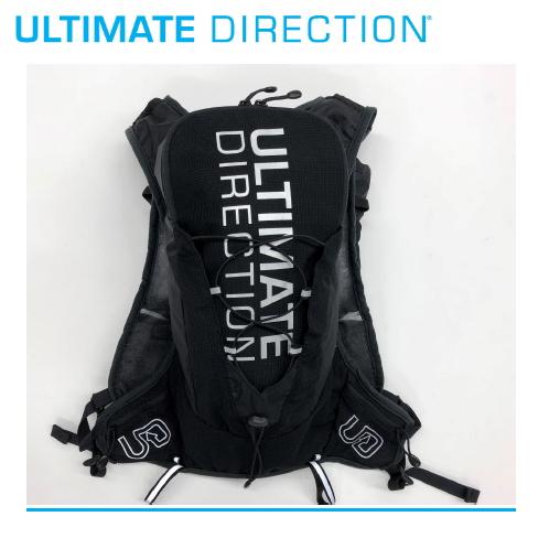 ULTIMATE DIRECTION アルティメイトディレクションRUNNERS VEST 4.0 ランナーズベスト4.0