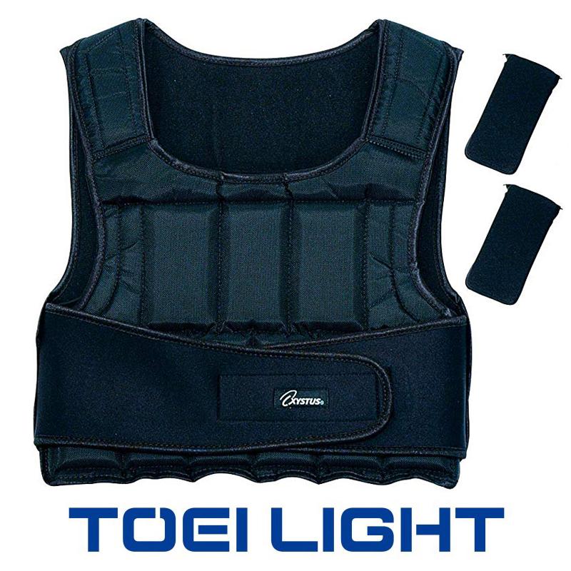 【送料無料◆あす楽でお届け】トーエイライト・ラバーウエイトジャケット 4.6kgセット