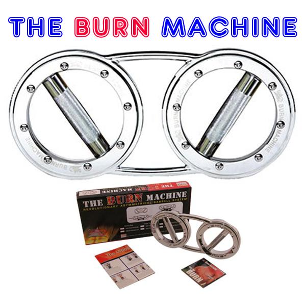 【あす楽◆送料無料】バーンマシーン スピードバッグ 5.5KgThe Burn Machine