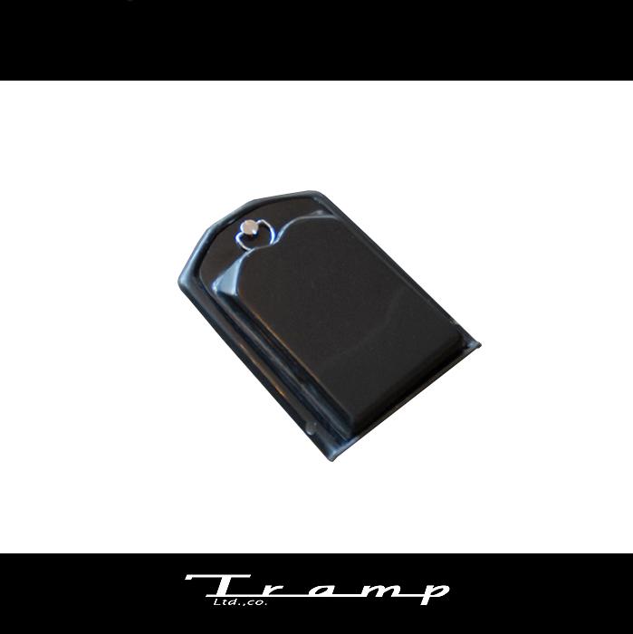 TRAMP CYCLE トランプサイクル ハードタイプETCケース 04年以降XL用(ローダウン車,XL1200Xは不可)TOT-035