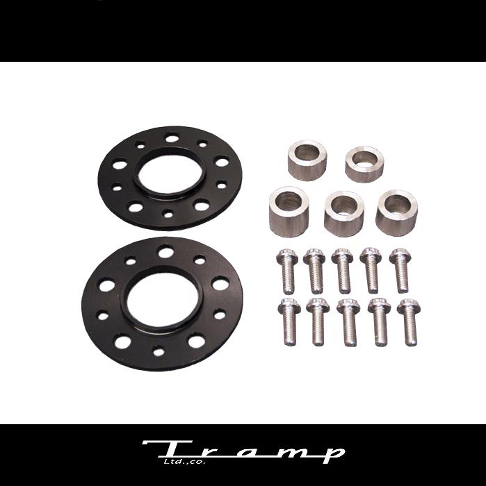 TRAMP CYCLE トランプサイクル 9 Cast Wheel Conversion kit シングルディスクタイプ 00~03年 スポーツスター TOT-003S