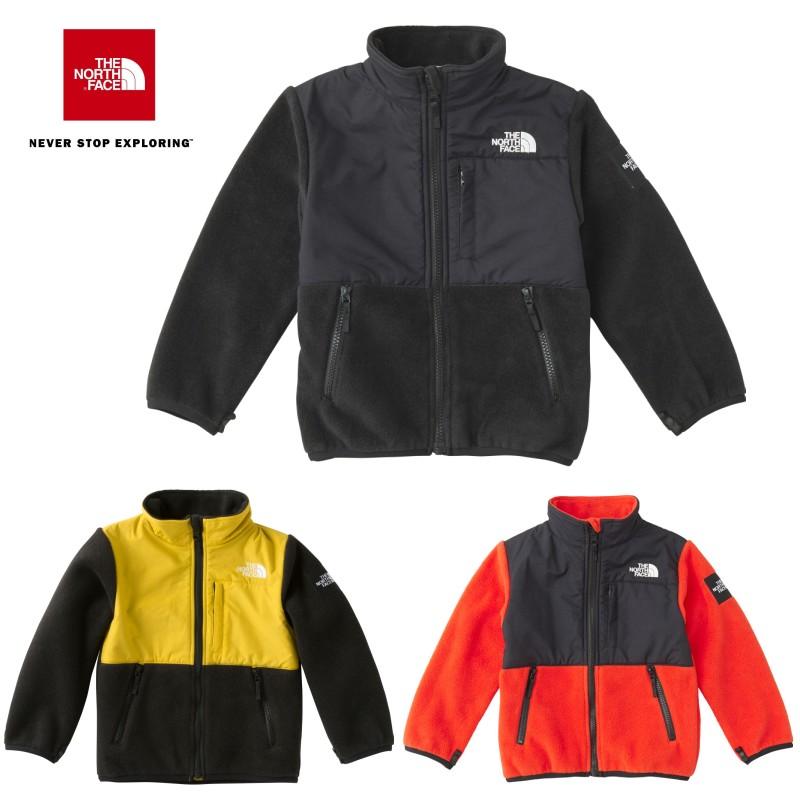【150サイズ対応】THE NORTH FACE Denali Fleece Jacket NAJ71881 デナリフリースジャケット(キッズ) ノースフェイス