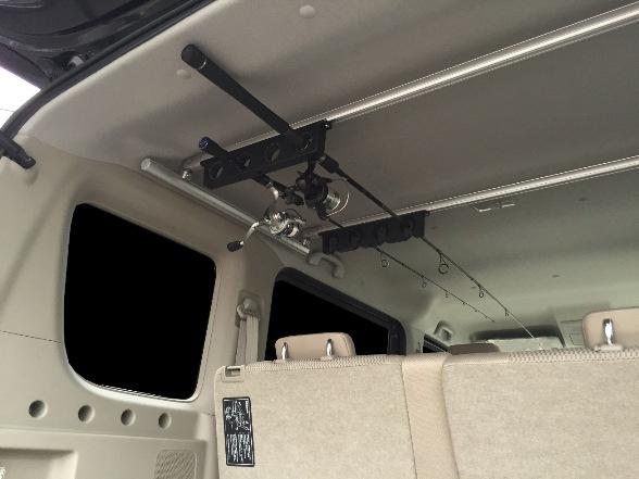DR17 NV100/ロッドホルダー