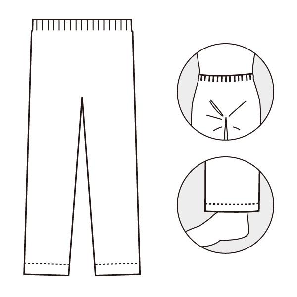 防护服/保护衣服领带别克裤子3580(领带别克防护服TV)