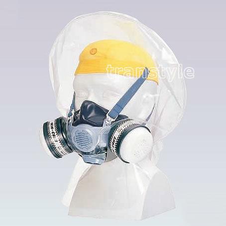 【送料無料】シゲマツ/重松 ER83-M30 マルチガス・火山ガス用マスク【火災/防災/災害対策用/緊急避難用】