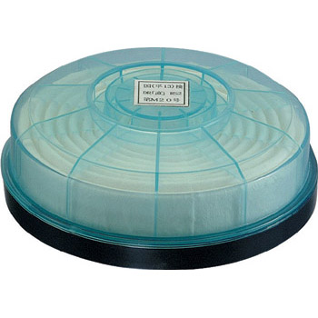 供防塵口罩使用的阿爾法環過濾器LAS-11(1111用)(1)