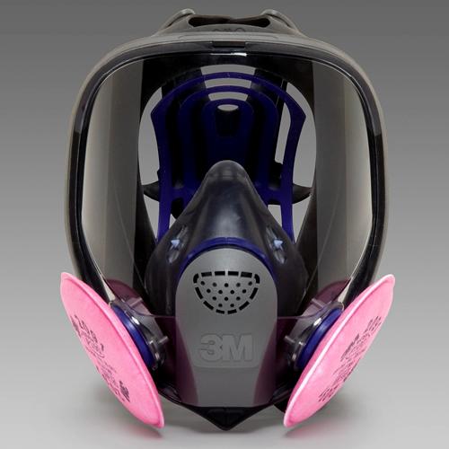 【送料無料】 3M/スリーエム防じんマスク 取替え式防塵マスク FF-400J/2091-RL3 【作業/工事/医療用/粉塵】
