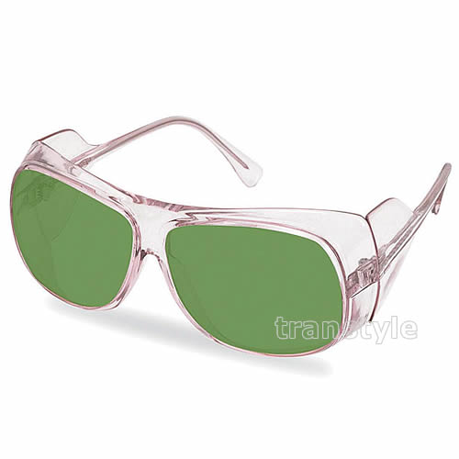 【送料無料】レーザー用メガネ RS-2400RN ヤグ用 光学濃度OD5+ 【保護メガネ/波長/ガス/遮光】