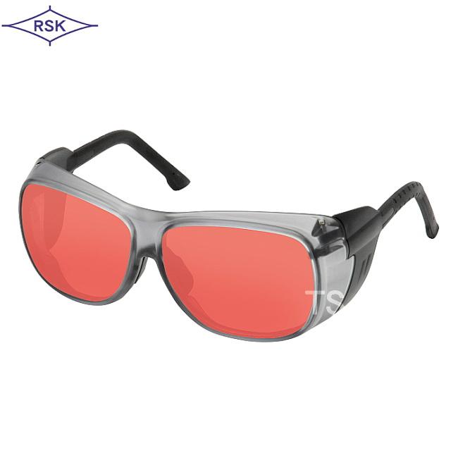 【送料無料】レーザー用メガネ RS-2400RN ブロードバンドロー用 光学濃度OD6+ 【保護メガネ/波長/ガス/遮光】