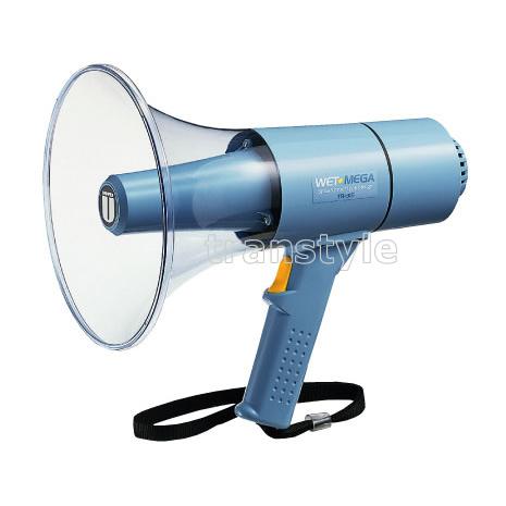 【送料無料】【メガホン】防滴形メガホン TR-315 防じん・防水機能性【拡声器/マイク/スピーカー】